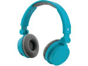 ILIVE IAHB45TL Bluetooth(R) Headphones with Microphone (Matte Teal)