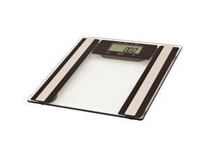 VIVITAR PS-V527-C Total Fitness Digital Bathroom Scale (Clear)