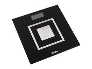 VIVITAR PS-V135-B DigiBody Bathroom Scale (Black)