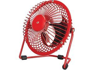 GPX AU25R USB Fan (Red)