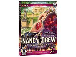 Nancy Drew: The Labyrinth Of Lies PC