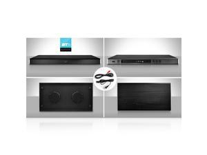 Pyle Home Psbv620bt Bluetooth(r) Tabletop Tv Sound Base Speaker System  16.00in. x 5.50in. x 30.75in.