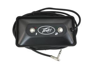 Peavey Multi-Purpose 2-Button Footswitch with LEDs