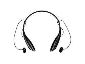 Craig Black CBH513BK Bluetooth Stereo Headphones Sports Design