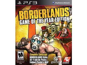 Take-Two Borderlands Game of the Year Edition