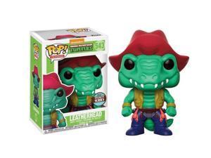 Pop Tv: Teenage Mutant Ninja Turtles S2-leatherhead[specialty Series] (Funko)