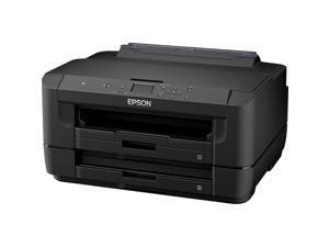 Epson WorkForce WF-7210 Inkjet Printer - Color - 4800 x 2400 dpi Print - Plain Paper Print - Desktop - Half-letter, Photo, Super B, Letter, A3, A4, Executive, A