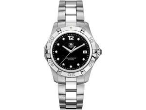Tag Heuer Aquaracer Diamond Mens Watch WAF111C.BA0810