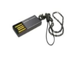 Super Talent Pico-C Nickel 8 GB USB 2.0 Flash Drive STU8GPCN