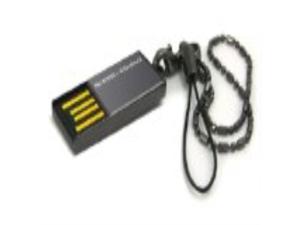 Super Talent Pico-C Nickel 4 GB USB 2.0 Flash Drive STU4GPCN
