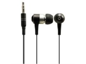 Sentry EX489 Xtraem Metalix In-Earbuds With Case, Silver