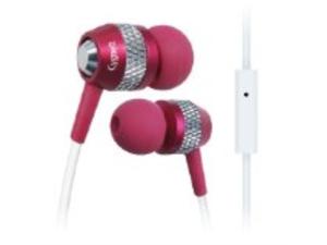 Cygnett CY0570HEATO Atomic II Earbuds for iPod, iPad and MP3 Players Pink