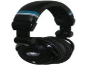iHip NFH26PHE NFL DJ Style Headphone with In-Line Microphone - Philadelphia Eagles Black