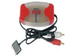 Pyle PLDN38RI iPod Direct To RCA Stereo Audio Ground Loop Isolator/Audio Line Driver
