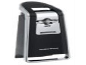 Hamilton Beach 76606Z Smooth Touch Can Opener, Black and Chrome (Pack of 2)