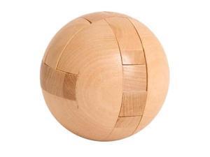 Sphere 3D Wooden Puzzle Brain Teaser