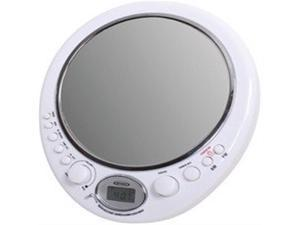 Jensen Am And Fm Alarm Clock Shower Radio With Fog Resistant Mirror