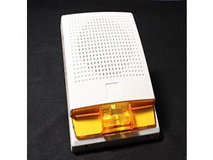 NEW EST EDWARDS G4-S7VM SPEAKER STROBE LIGHT FIRE ALARM WALL CEILING HORN YELLOW