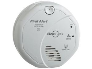 First Alert SA521CN ONELINK Hardwire Wireless Smoke Alarm with Battery Backup (2 Pack)