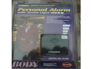 Lorex Personal Alarm with Strobe Light Body Guard