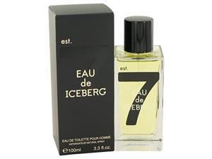 Eau De Iceberg By Iceberg Eau De Toilette Spray 3.3 Oz For Men