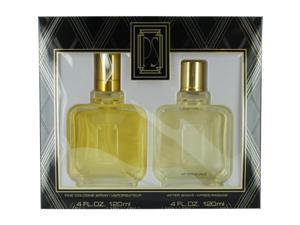 PAUL SEBASTIAN by Paul Sebastian COLOGNE SPRAY 4 OZ & AFTERSHAVE 4 OZ for MEN ---(Package Of 2)