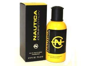 Nautica Competition by Nautica  for Men - 2.4 oz EDC (Unboxed)