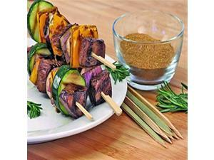 Char-Broil 150 count Thick Bamboo Skewers with Storage Tube