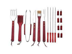 Chefmaster 20-Piece Barbeque Tool Set