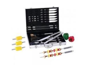 Chefmaster™ 31pc Stainless Steel Barbeque Tool Set