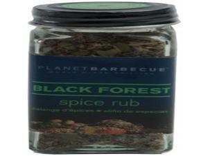 Steven Raichlen Planet Barbecue Spice Rub, 2-Ounce, Black Forest by Charcoal Companion