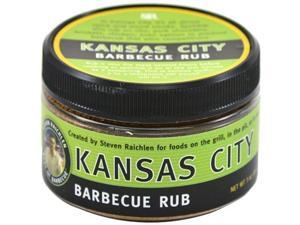 Steven Raichlen Best of Barbecue 3 oz Kansas City Rub - SR8145 by Charcoal Companion