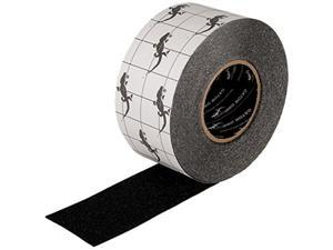 "Gator Grip SG5104MB Mop Friendly Anti-Slip Tape, 4"" x 60, Black"
