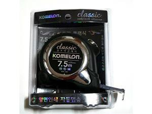 Komelon Kmc-36c Steel Pocket Tapes Classic Tapes Measures 7.5m(24.60ft)