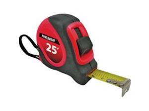 Toolbasix 26-7.5X25-R Tape Rule Neon Orange Sae 25 Ft. x 1 In.