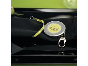 Weddingstar 8425 Measuring Tape Keychain