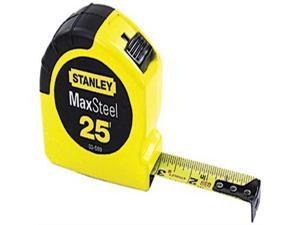 Stanley 33-605 10m/33 x 1-Inch MaxSteel Tape Rule (cm Graduation)