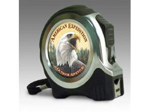 American Expedition Tape Measure Bald Eagle by Ideaman