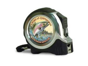 American Expedition Tape Measure Rainbow Trout by Ideaman