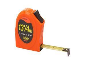 Lufkin HV1024CME 1/2-Inch by 13-Foot Hi-Viz Orange Series 1000 Power Tape Reel