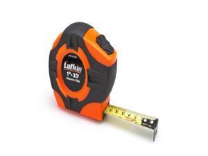 Lufkin PHV1410CME  Power Return Tape, 1-Inch by 33-Feet, Hi-Viz Orange