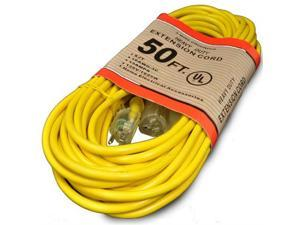 Commercial 50 Feet Hospital Grade Vacuum Cleaner Extension Cord
