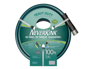 NeverKink Series 8615-100 Series 2000 Ultra Flexible Garden Hose, 5/8-Inch by 100-Feet