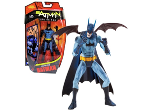 Mattel Year 2013 DC Comics Batman Unlimited Series 6 Inch Tall Action Figure - VAMPIRE BATMAN with Removable Bat-Wings and Bat Dagger