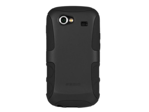 Seidio CSK3SSN2-BK DILEX Case for use with Google Nexus S/Nexus S 4G - Black