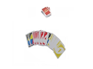 UNO BLAST Game Replacement Cards by Mattel
