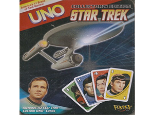 Star Trek UNO - Special Edition - Collectors Tin - Card Game