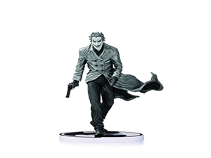 DC Collectibles Batman: Black & White: The Joker Statue by Lee Bermejo (Second Edition)