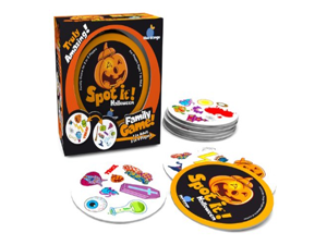 Spot it! Halloween Card Game