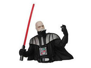 Star Wars: Darth Vader Unmasked Bust Bank